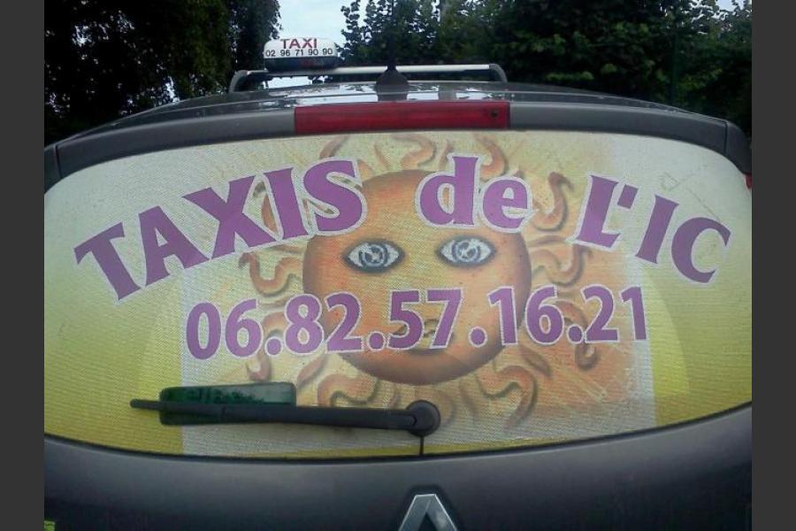 Taxi Treguidel